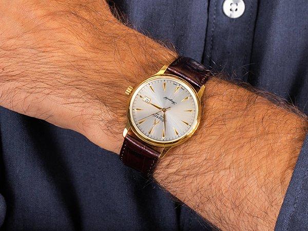 Klasyczne zegarki ze złota Atlantic Seagold