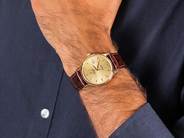 Atlantic Seagold - praktyczne i eleganckie