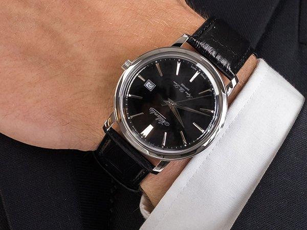 Zegarki Atlantic Super De Luxe - prestiżowe czasomierze dla każdego!