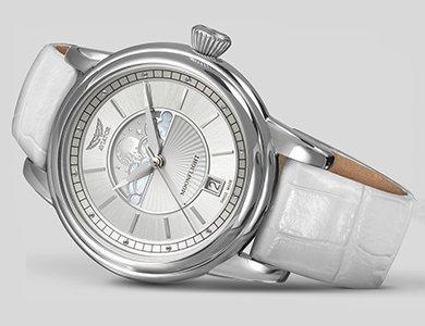 Pierwsze damskie zegarki Aviator - kolekcja Moonflight inspirowana lotnictwem
