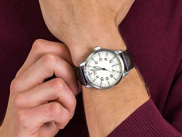 Zegarki stworzone dla pilotów - Aviator Vintage Family