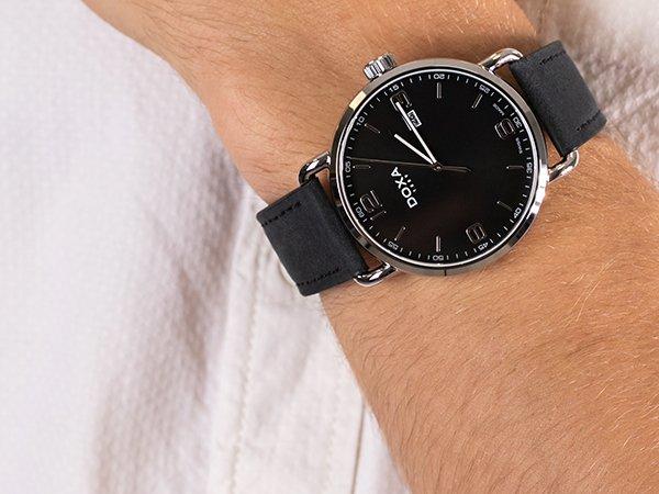 Dla kogo zegarki DOXA D-Concept?