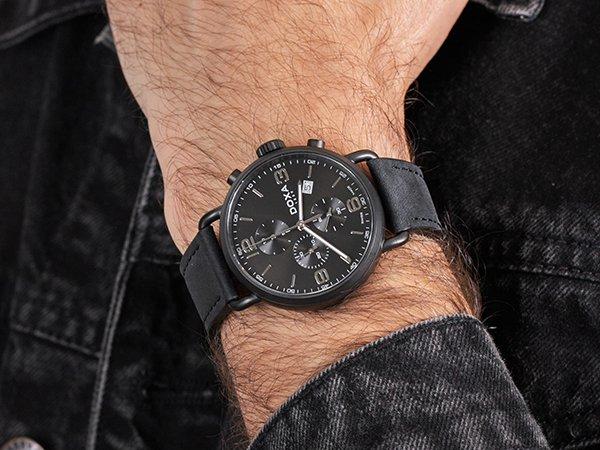 DOXA Concept - ciekawy pomysł na zegarek