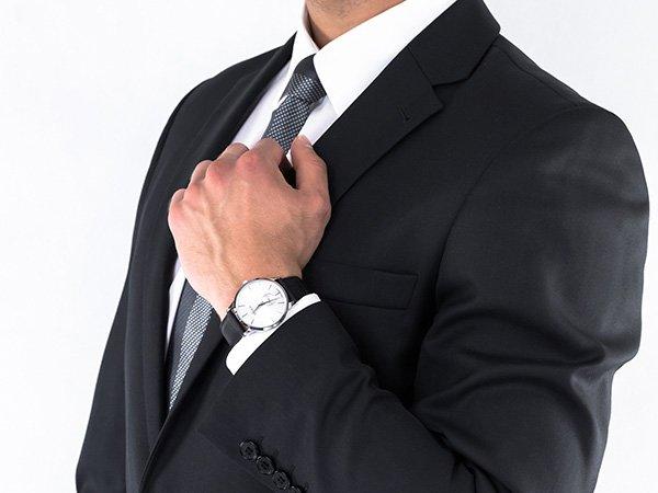 Zegarek DOXA Slim Line  z cienką kopertą