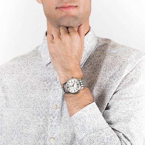 Stylowe zegarki Doxa Fusion.