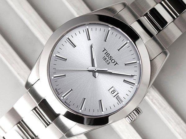 Specyfikacja techniczna zegarków Tissot Gentleman