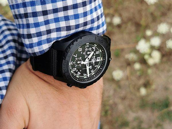 Szwajcarskie zegarki Traser Tactical Adventure
