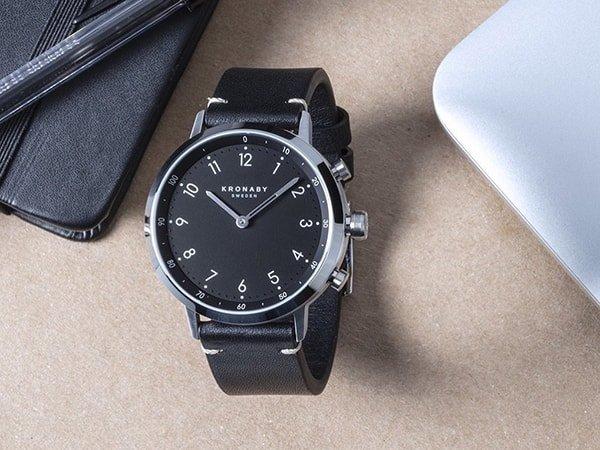 Funkcje w zegarkach Kronaby Nord