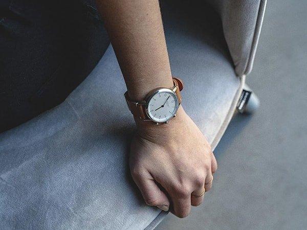 Wysoka jakość wykonania zegarków Kronaby Nord