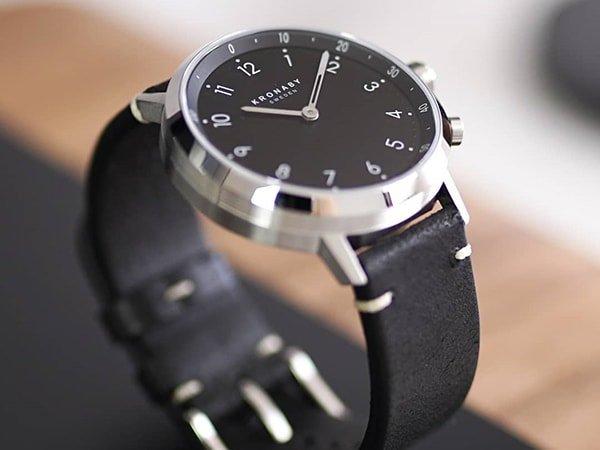 Niezawodność zegarków Kronaby Nord