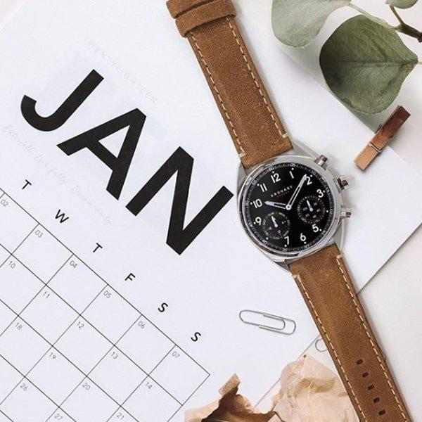 Wielofunkcyjny zegarek Kronaby