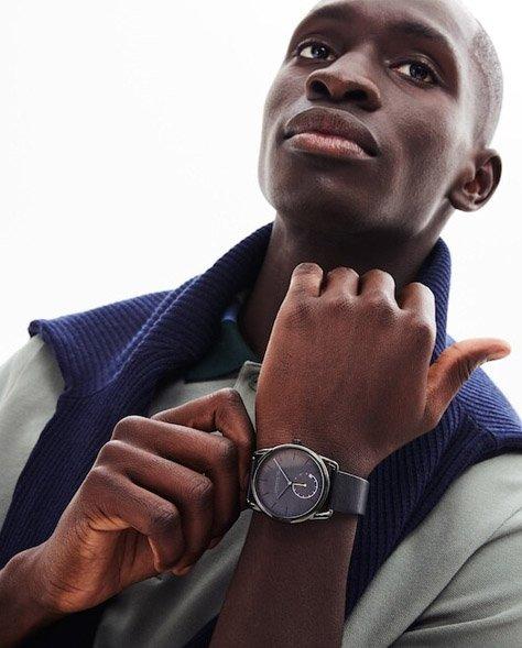 Stylowy zegarek Lacoste