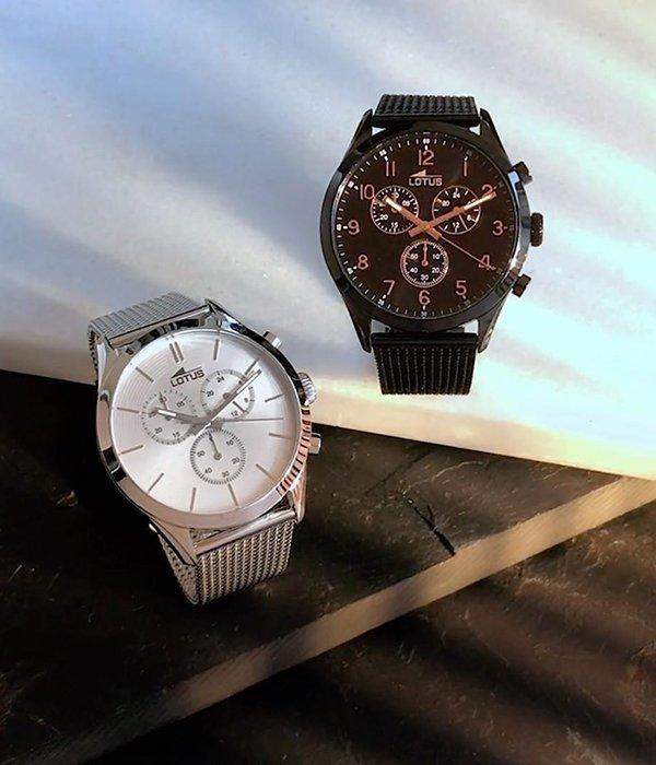 Zegarki Lotus dla każdego