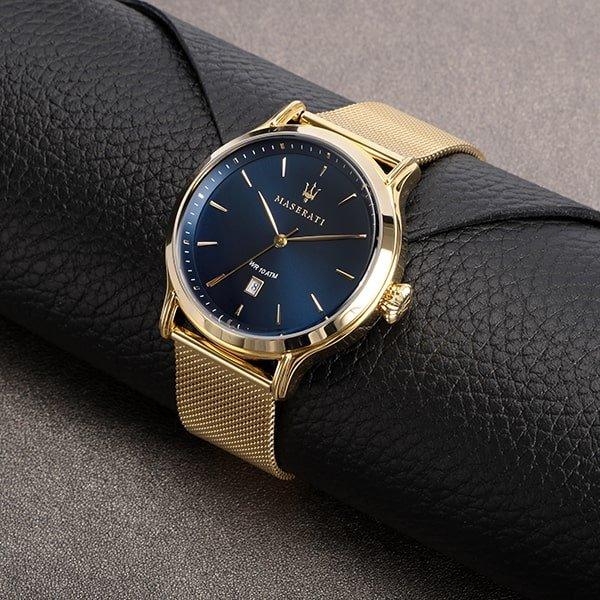 Niepowtarzalne kolekcje zegarków Maserati