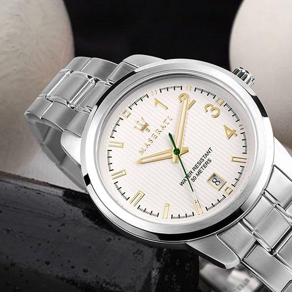 Maserati zegarki z historią włoskiej rodziny
