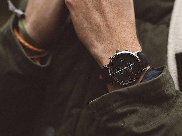Stylowy zegarek Meller Makonnen