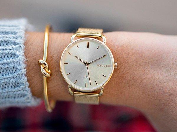 Rewolucyjne szkiełko! Wysokiej jakości zegarki Meller w przystępnej cenie.