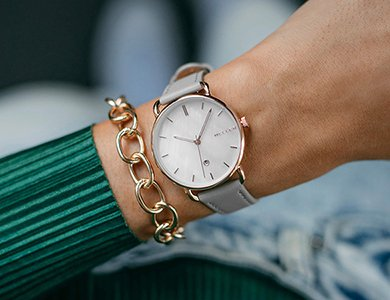 Kwadratowe czy okrągłe? Najpopularniejsze zegarki Meller dla kobiet