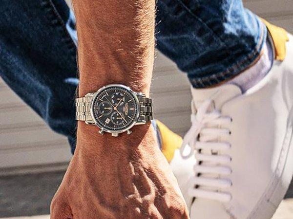 Linie zegarków w kolekcji Roamer Vanguard
