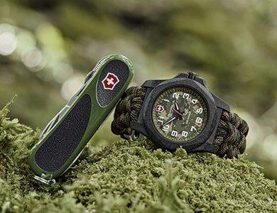 Limitowany zegarek Victorinox Swiss Army dla miłośników militarnego stylu