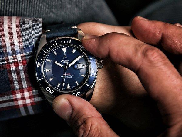 Dlaczego warto postawić na zegarki Atlantic Mariner?