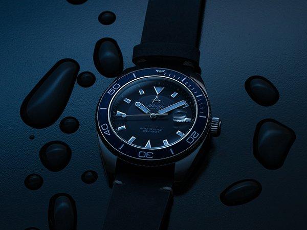zegarek do nurkowania Atlantic