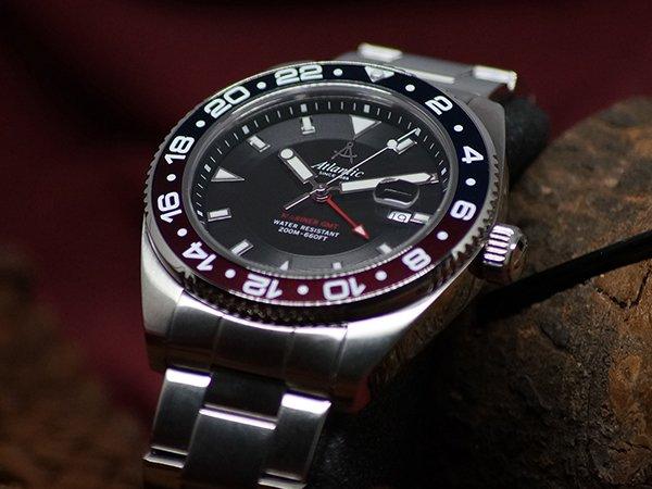 Nurkowa elegancja zegarków Atlantic Mariner