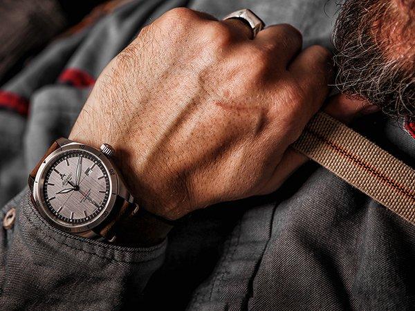 Atlantic Seaflight - szwajcarska jakość zegarków typu pilot