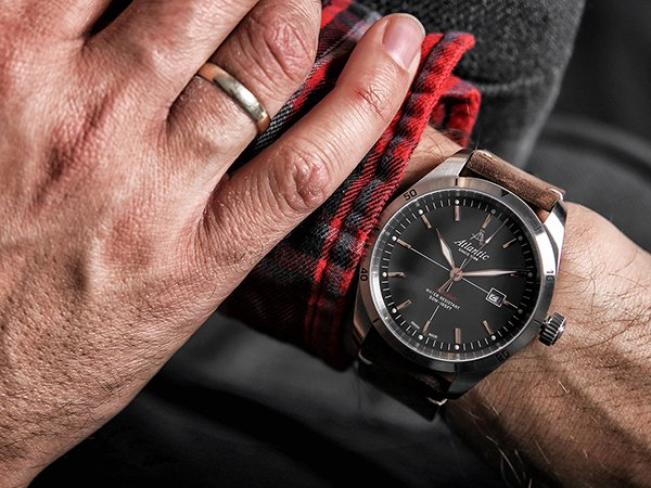 Atlantic Seaflight - najwyższa jakość zegarków typu pilot