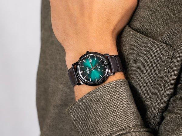 Ponadczasowe zegarki z historią - Atlantic Super De Luxe