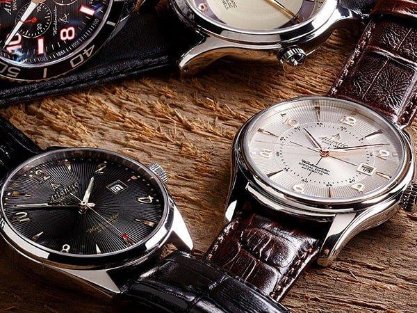 Zegarki automatyczne marki Atlantic