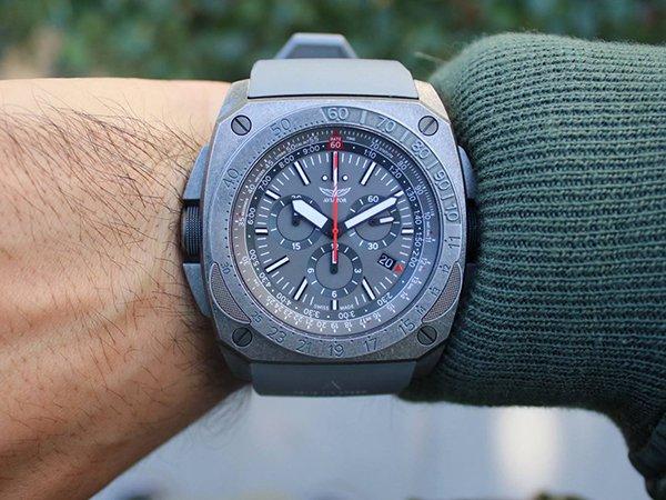 Idealne zegarki dla miłoścników lotnictwa - Aviator MIG Collection