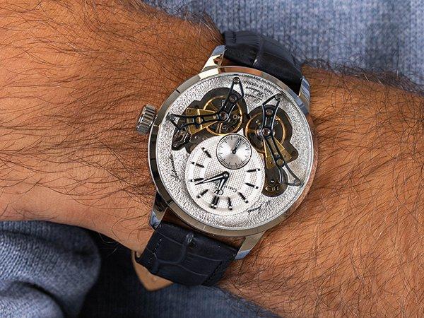 Wyjątkowość zegarków Carl von Zeyten