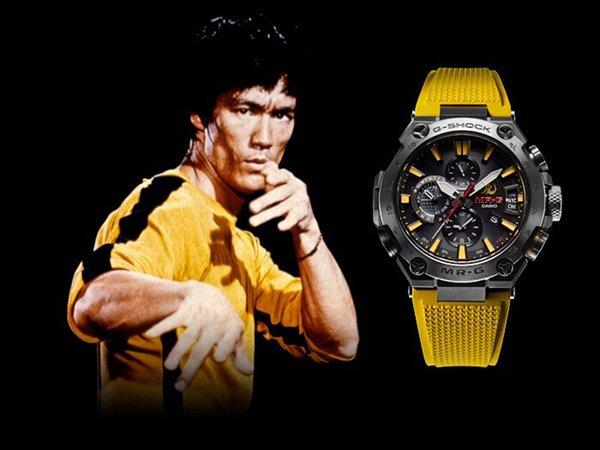 Wspomnienie legendy z zegarkiem MR-G