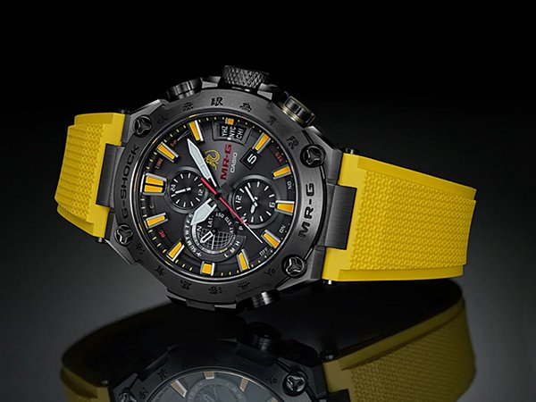 Nowe zegarki Casio G-SHOCK – inspirowane światem