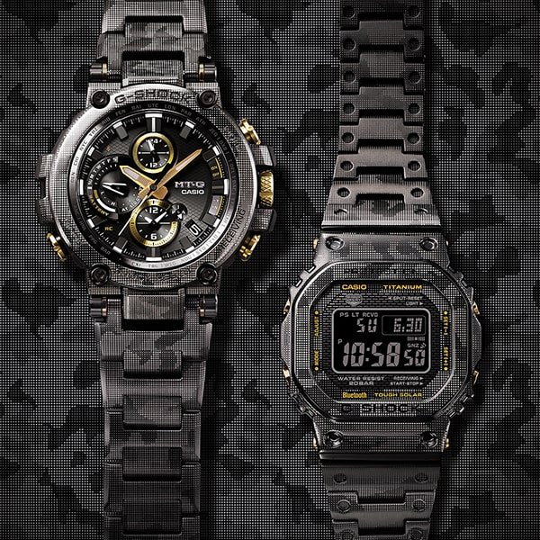 Niezawodne zegarki G-SHOCK Exclusive