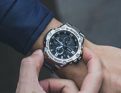 Zegarki G-SHOCK. 5 modeli zegarków męskich Casio G-SHOCK, które warto wybrać