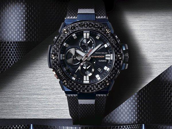 Zegarki G-Steel do zadań specjalnych