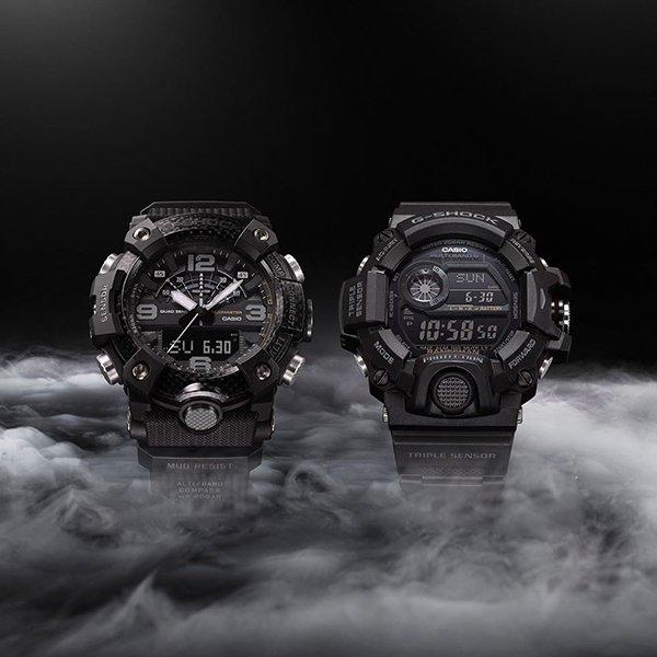 Zaawansowane zegarki G-Shock Rangeman.