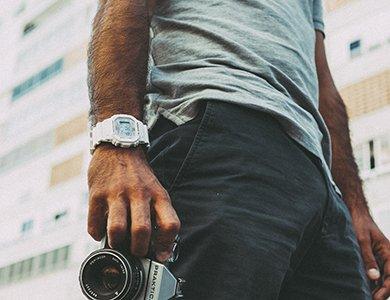 Casio G-SHOCK - kultowe zegarki do zadań specjalnych. Jaki G-SHOCK wybrać?