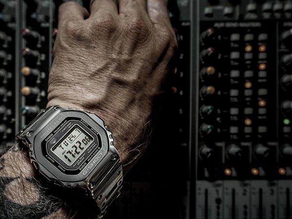 Nowoczesne zegarki Casio męskie