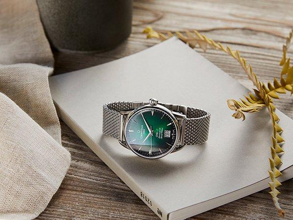 Szwajcarskie zegarki automatyczne męskie - marki certina