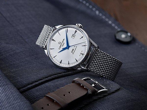 Ponadczasowy złoty zegarek klasyczny