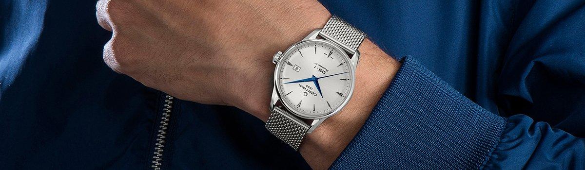 Zegarki automatyczne męskie