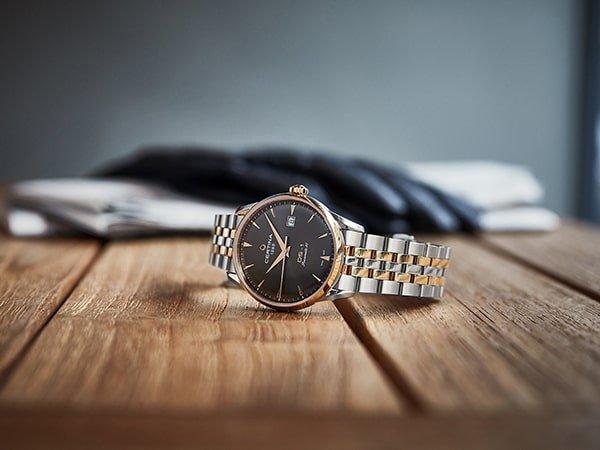 Stylowy zegarek Certina DS-1 dla niego.