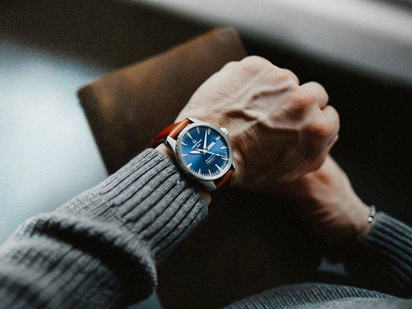 Zegarek męski Certina z automatycznym naciągiem