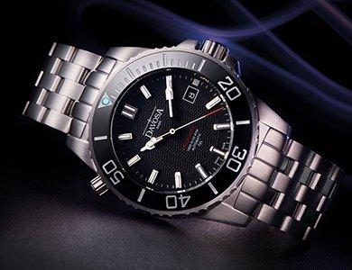 Zegarek Davosa Diving Argonautic  w stratosferze