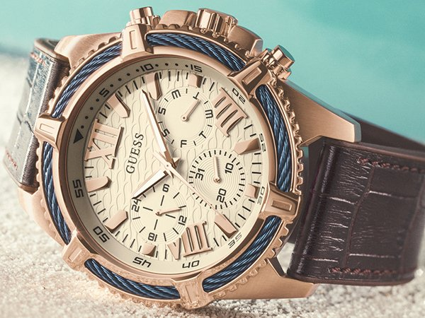 Modny zegarek na święta dla chłopaka