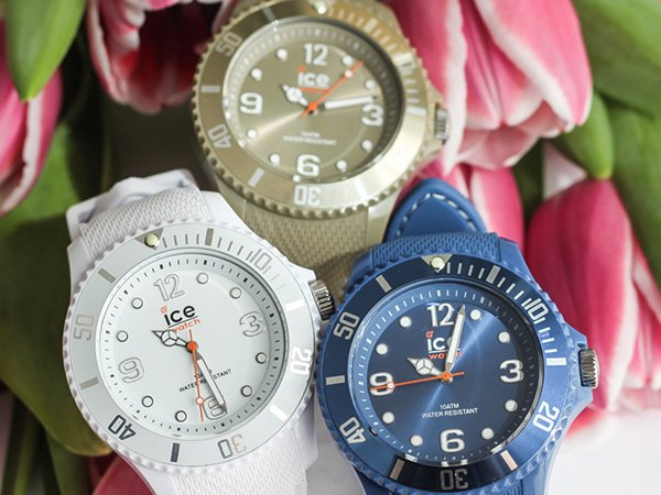 Odważne aranżacje w zegarkach ICE-Watch Sixty Nine