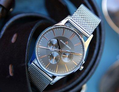 Jacques Lemans – zegarki na każdą okazję. Poznaj markę Jacques Lemans